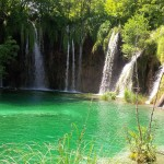 The stunning Plitvice National Park Croatia